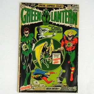 DC Comics Green Lantern #88 1972